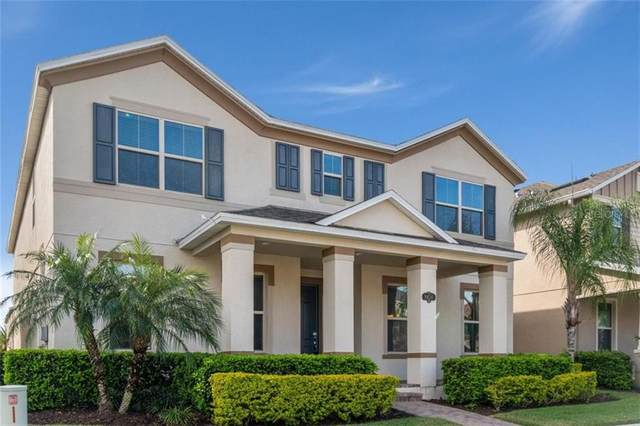 9034 Reflection Pointe Drive, Windermere, FL 34786 (MLS #O5927269) :: The Kardosh Team