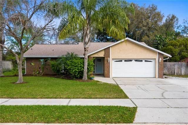 362 Stillwater Drive, Oviedo, FL 32765 (MLS #O5927298) :: New Home Partners