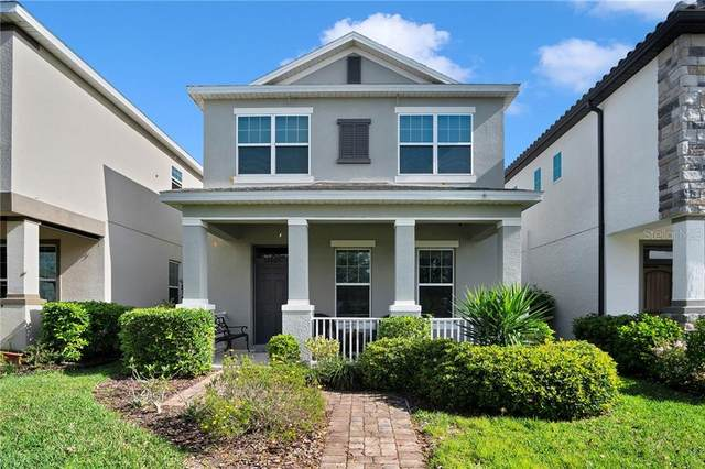 14606 Watowan Alley, Winter Garden, FL 34787 (MLS #O5927332) :: The Light Team