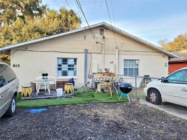 813 19TH Street, Orlando, FL 32805 (MLS #O5927387) :: Bob Paulson with Vylla Home