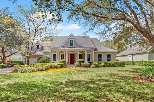 8034 Tibet Butler Drive, Windermere, FL 34786 (MLS #O5927419) :: Florida Real Estate Sellers at Keller Williams Realty