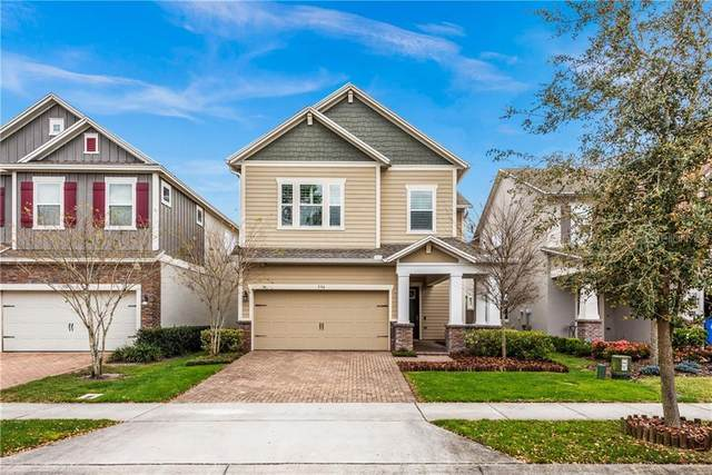 594 Windy Pine Way, Oviedo, FL 32765 (MLS #O5927424) :: Team Buky