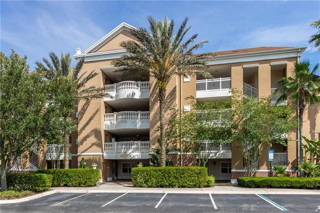 7616 Sandy Ridge Drive #301, Reunion, FL 34747 (MLS #O5927459) :: Coldwell Banker Vanguard Realty