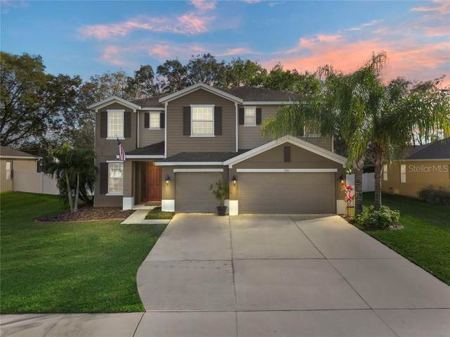 701 Lake Cove Pointe Circle, Winter Garden, FL 34787 (MLS #O5927527) :: The Light Team