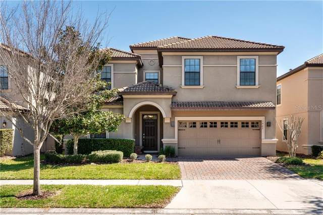 1467 Moon Valley Drive, Davenport, FL 33896 (MLS #O5927531) :: Zarghami Group