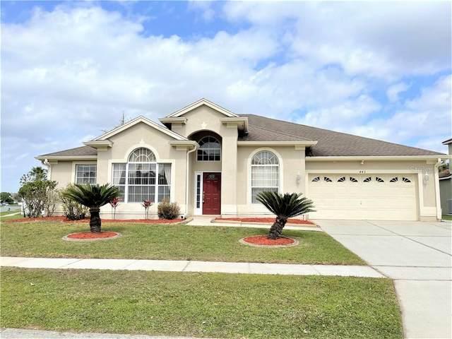 443 Thunder Gulch Court, Orlando, FL 32824 (MLS #O5927549) :: New Home Partners