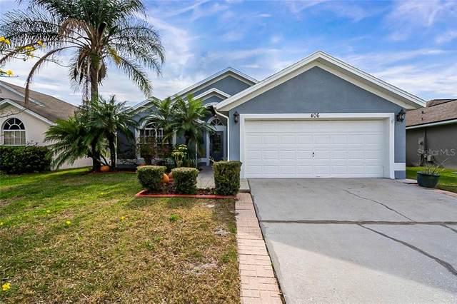 406 Fieldstream West Boulevard, Orlando, FL 32825 (MLS #O5927641) :: The Kardosh Team