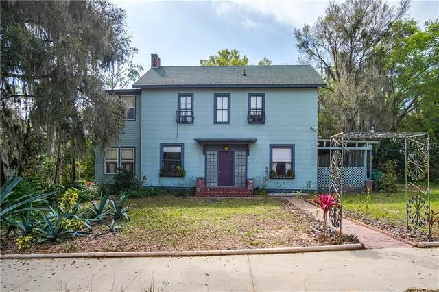 514 Fernshaw Avenue, Eustis, FL 32726 (MLS #O5927652) :: Positive Edge Real Estate