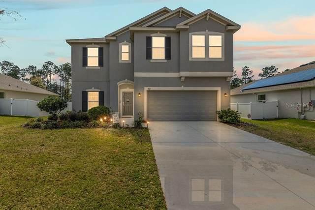 721 Bay Bridge Circle, Apopka, FL 32703 (MLS #O5927659) :: Pepine Realty