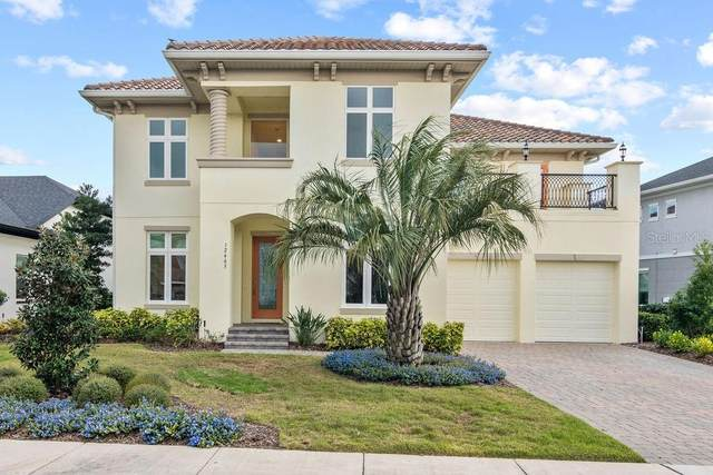 12465 Blumberg Lane, Orlando, FL 32827 (MLS #O5927711) :: The Light Team