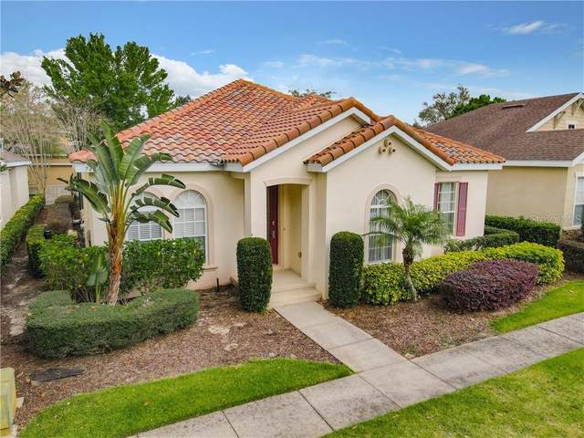 7405 Velleux Street, Reunion, FL 34747 (MLS #O5927725) :: Delta Realty, Int'l.