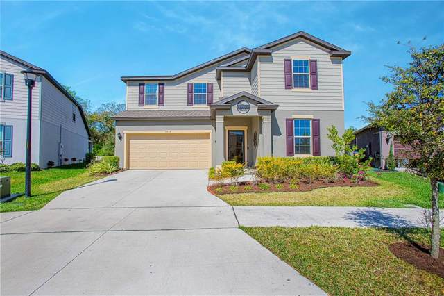 3555 Southern Cross Loop, Kissimmee, FL 34744 (MLS #O5927737) :: Zarghami Group