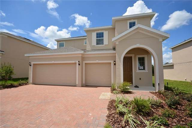 116 Seville Drive, Davenport, FL 33837 (MLS #O5927752) :: The Duncan Duo Team