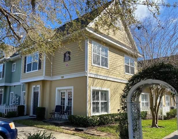 2220 San Vittorino Circle #102, Kissimmee, FL 34741 (MLS #O5927760) :: Premium Properties Real Estate Services