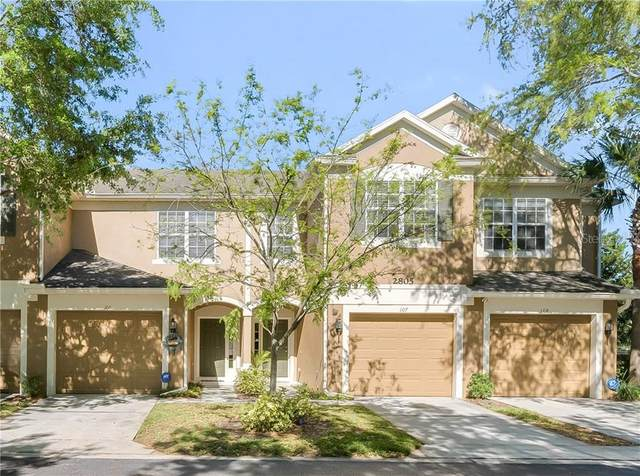 2805 Polvadero Lane #106, Orlando, FL 32835 (MLS #O5927762) :: Everlane Realty