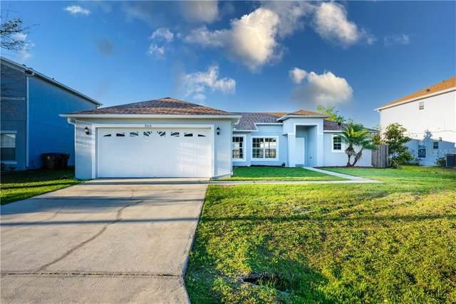 353 Aldershot Court, Kissimmee, FL 34758 (MLS #O5927931) :: Armel Real Estate