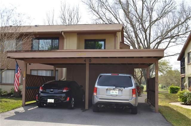 12915 Fairway Drive D, Hudson, FL 34667 (MLS #O5927942) :: Team Borham at Keller Williams Realty