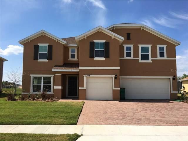 2309 Ballard Cove Road, Kissimmee, FL 34758 (MLS #O5927999) :: Positive Edge Real Estate