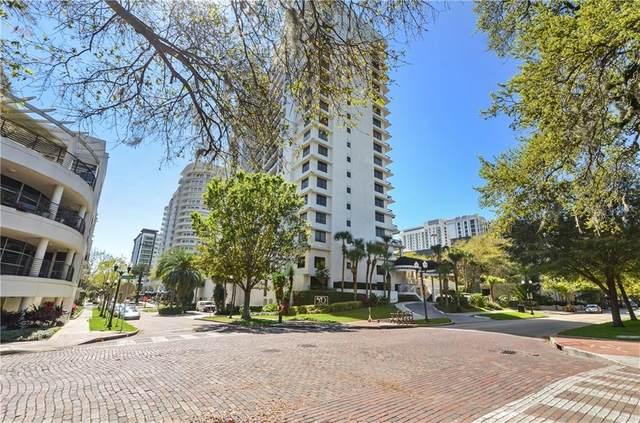 530 E Central Boulevard #103, Orlando, FL 32801 (MLS #O5928001) :: BuySellLiveFlorida.com