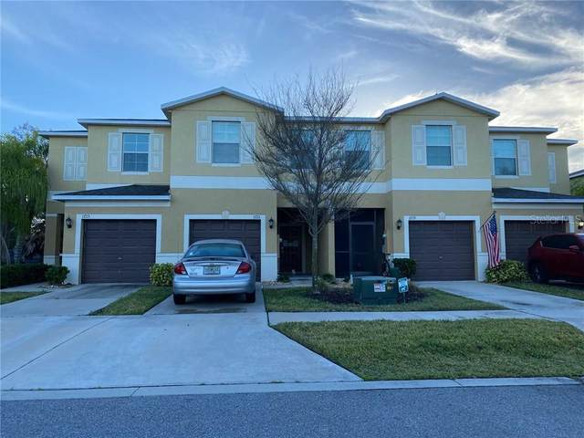 1721 Ivory Goose Place, Ruskin, FL 33570 (MLS #O5928066) :: The Duncan Duo Team