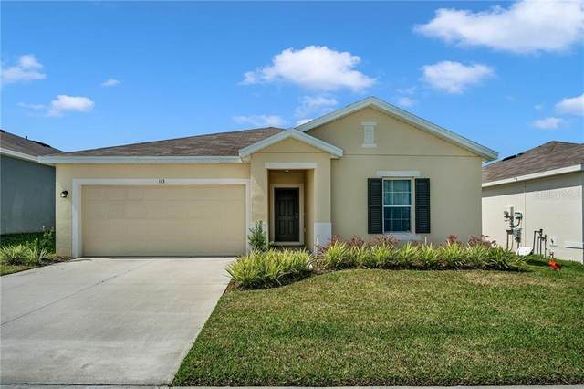113 Tanager Street, Haines City, FL 33844 (MLS #O5928096) :: Pepine Realty