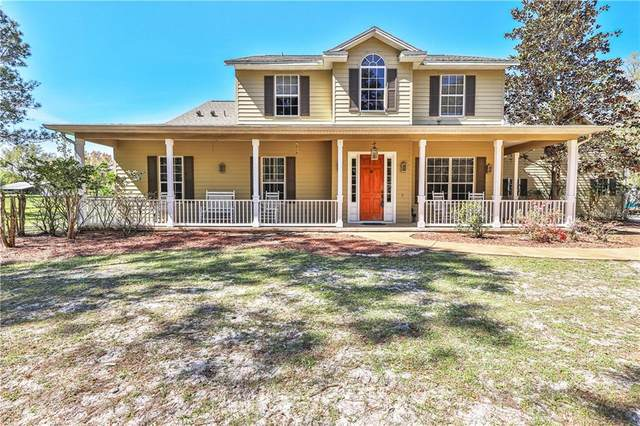 5301 Michigan Avenue, Sanford, FL 32771 (MLS #O5928120) :: Southern Associates Realty LLC