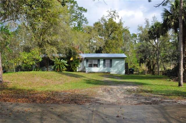 25037 E Colonial Drive, Christmas, FL 32709 (MLS #O5928240) :: Carmena and Associates Realty Group
