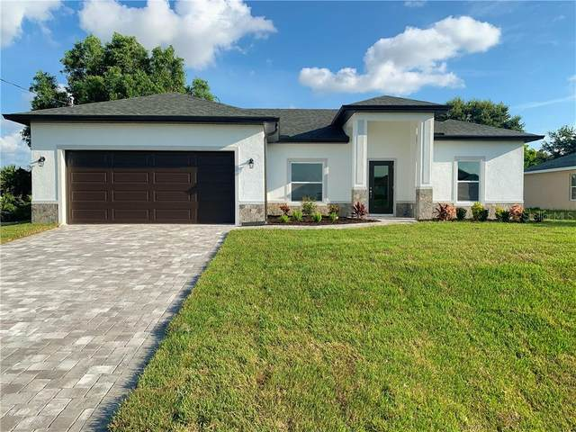 3598 Cuthbert Avenue, North Port, FL 34287 (MLS #O5928267) :: The Heidi Schrock Team