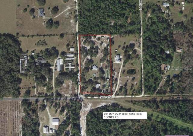 5901 Jones Road, Saint Cloud, FL 34771 (MLS #O5928426) :: Zarghami Group