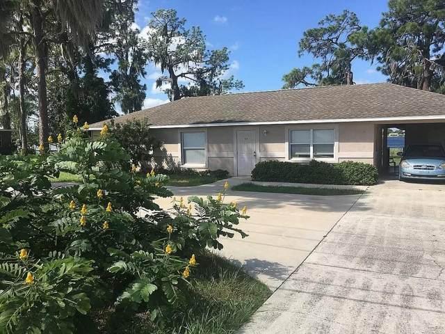 924 Lake Drive E, Lake Placid, FL 33852 (MLS #O5928455) :: GO Realty