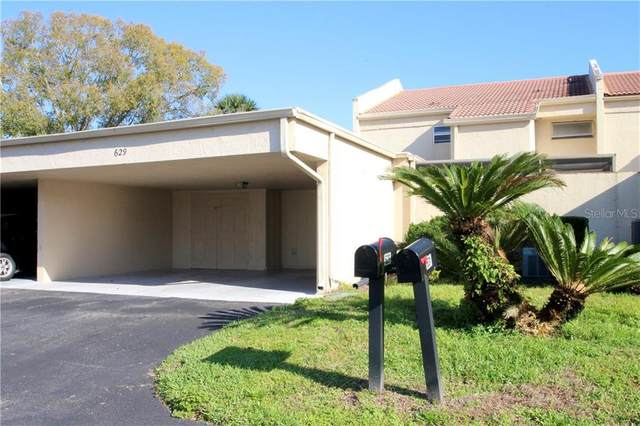 629 Desoto Drive #629, Casselberry, FL 32707 (MLS #O5928724) :: Young Real Estate