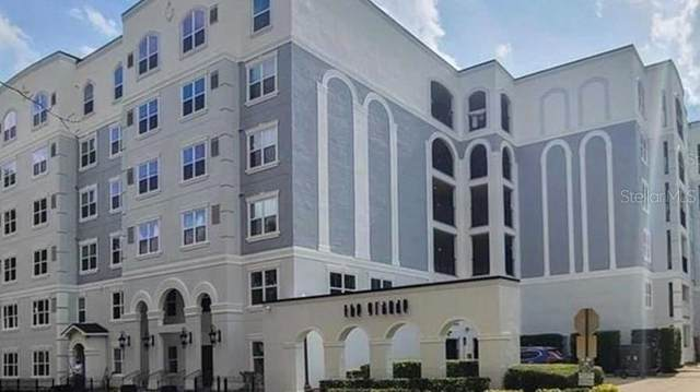 202 E South Street #3051, Orlando, FL 32801 (MLS #O5928919) :: Sarasota Property Group at NextHome Excellence