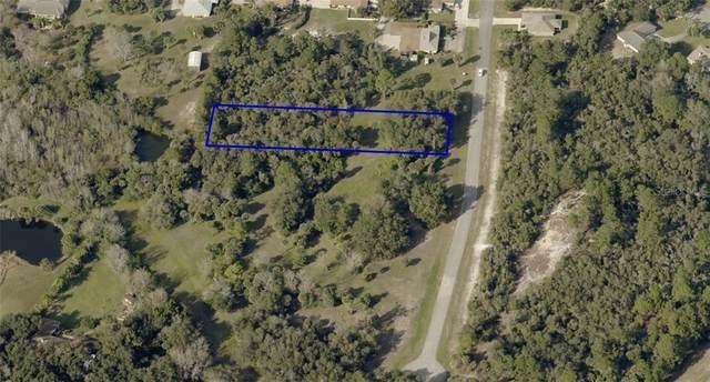 6226 Horseshoe Avenue, Titusville, FL 32780 (MLS #O5929024) :: The Brenda Wade Team