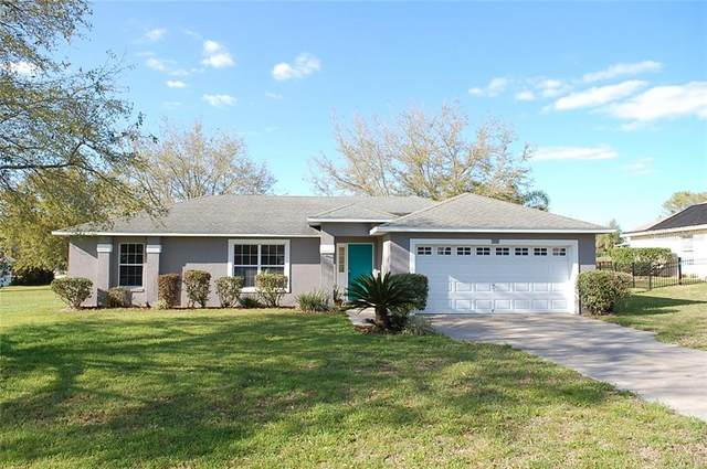 205 Forest Park Lane, Lady Lake, FL 32159 (MLS #O5929028) :: The Lersch Group