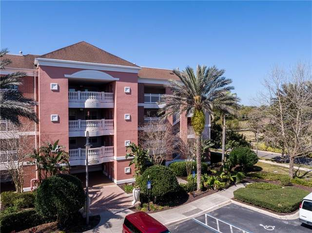7601 Cabana Court #104, Reunion, FL 34747 (MLS #O5929379) :: Alpha Equity Team