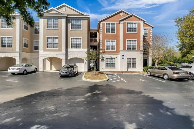 12861 Madison Pointe Circle #107, Orlando, FL 32821 (MLS #O5929645) :: RE/MAX Marketing Specialists