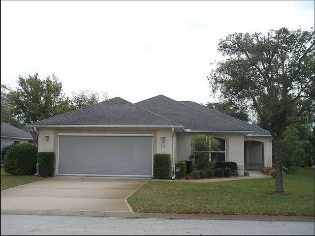 11 Sherrington Drive, Ormond Beach, FL 32174 (MLS #O5930927) :: Florida Life Real Estate Group