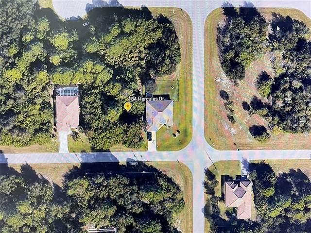 184 Hercules Drive, Rotonda West, FL 33947 (MLS #O5931052) :: Bridge Realty Group