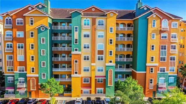 8749 The Esplanade #12, Orlando, FL 32836 (MLS #O5931125) :: RE/MAX Marketing Specialists