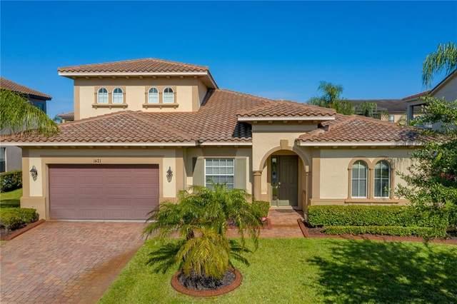 1421 Canopy Pasture Drive, Saint Cloud, FL 34771 (MLS #O5931509) :: Bustamante Real Estate