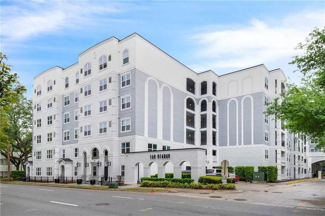 300 E South Street #3016, Orlando, FL 32801 (MLS #O5931648) :: Sarasota Property Group at NextHome Excellence