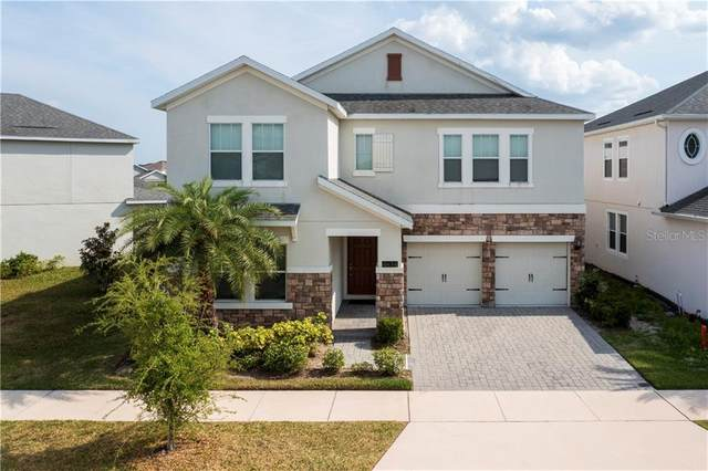 4674 Fairy Tale Circle, Kissimmee, FL 34746 (MLS #O5931954) :: Griffin Group