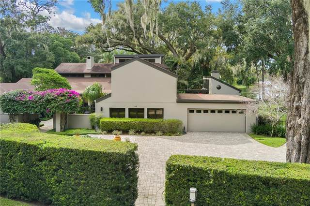 55 Trismen Terrace, Winter Park, FL 32789 (MLS #O5932285) :: The Kardosh Team