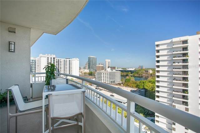100 S Eola Drive #1406, Orlando, FL 32801 (MLS #O5932366) :: Florida Life Real Estate Group