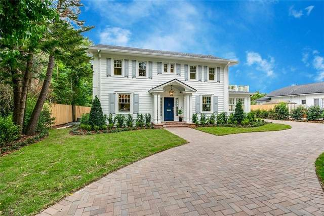 266 Chase Avenue, Winter Park, FL 32789 (MLS #O5932396) :: Baird Realty Group