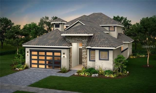 160 Hampton Loop, Davenport, FL 33837 (MLS #O5932437) :: Zarghami Group
