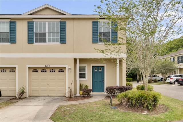7156 Swallow Run #4, Winter Park, FL 32792 (MLS #O5932583) :: Team Buky