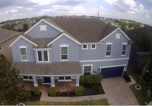 15356 Heron Hideaway Circle, Winter Garden, FL 34787 (MLS #O5932637) :: Zarghami Group