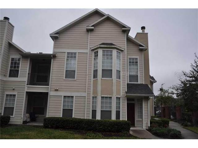 1101 Vintage Village Lane #110, Ocoee, FL 34761 (MLS #O5932871) :: Bustamante Real Estate