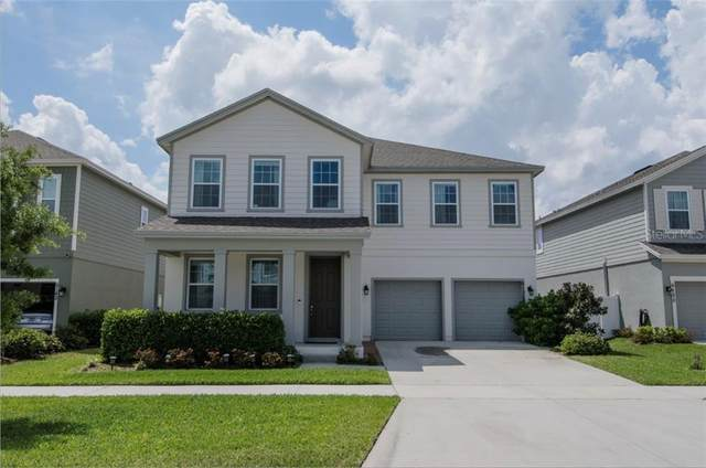 6136 Hamlin Reserve Boulevard, Winter Garden, FL 34787 (MLS #O5933097) :: Armel Real Estate